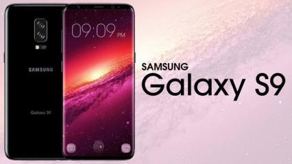 Samsung Galaxy S9 Türkiye fiyatı kaç TL? Teknik özellikleri...