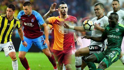 Süper Lig'de vahim tablo!
