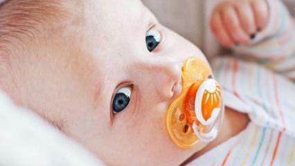 Bebeğinizi emziğe alıştırın!