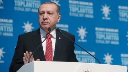 Erdoğan'ı kızdıran görüntü!