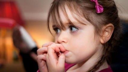 Acı oje çocukların tırnak yemesini önler mi?