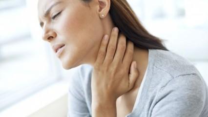Boğaz ağrıları nasıl geçer?