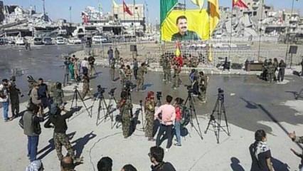 Afrin'de terör örgütüne bir tokat daha!