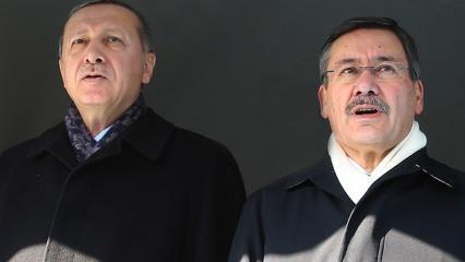 Cumhurbaşkanı Erdoğan-Gökçek görüşmesi sona erdi