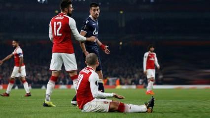 Arsenal sessiz sedasız turladı