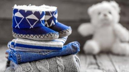 Bebeklere bot giydirilmeli mi?