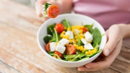 Kilo vermenin en kolay hali: Listesiz diyet
