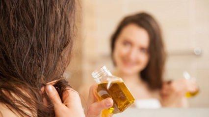 Saç gürleştiren bitkisel karışımlar