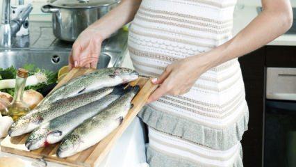 Hamileler balık tüketebilir mi? Faydaları neler?