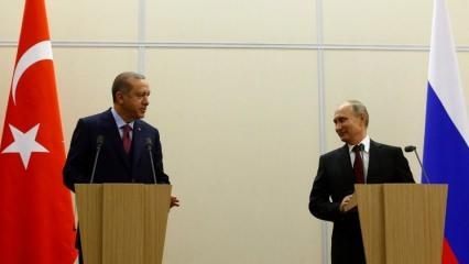Erdoğan Putin'i de davet etti: Yakında başlıyoruz!
