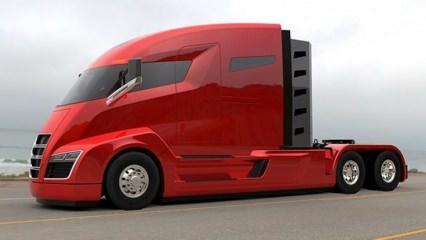Elon Musk, elektrikli kamyon Tesla Semi Truck'ı tanıttı! Özellikleri, fiyatı?