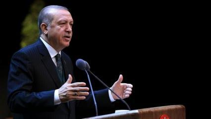 Erdoğan'dan taşeron işçilere müjde!