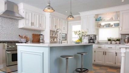 Vintage mutfak dekorasyonu nedir? Nasıl yapılır?
