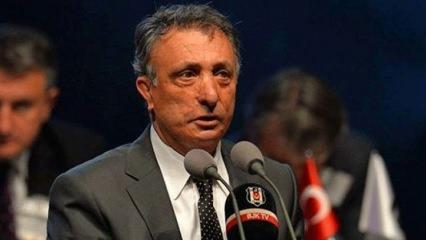 Beşiktaş'ta başkanlığa 4 aday birden!