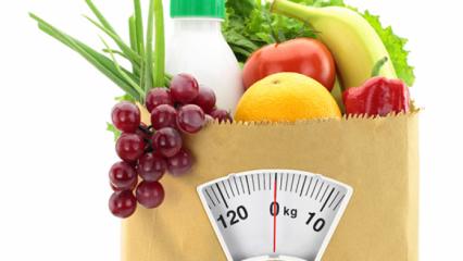 Kilo vermek için 1 günde kaç kalori almalıyız?