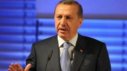 Erdoğan'dan taşeron açıklaması!