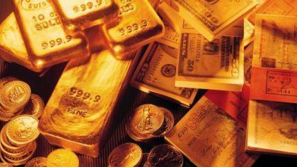 Altının kilogramı 248 bin liraya geriledi