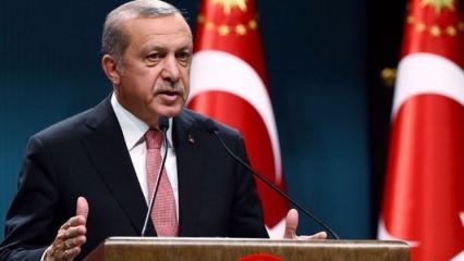 Erdoğan'dan Netanyahu'ya: 10 emri oku!