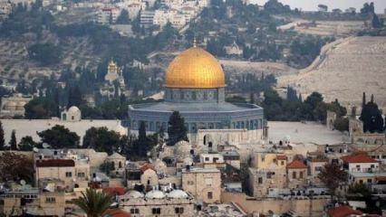 Bir ülkeden daha skandal 'Kudüs' kararı