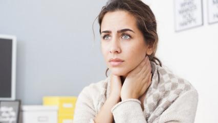 Boğaz ağrısı nasıl geçer? Boğazlara ne iyi gelir? Bitkisel çözümler...