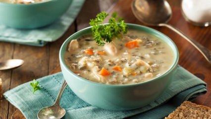 En farklı çorba tarifleri