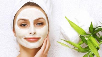 Yoğurt suyu maskesi ve cilde faydaları