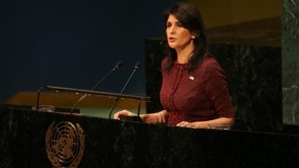 ABD İran'la ilgili ilk hamlesini yaptı!