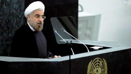 İran'da flaş gelişme! Ruhani 3. ülkeyi açıkladı