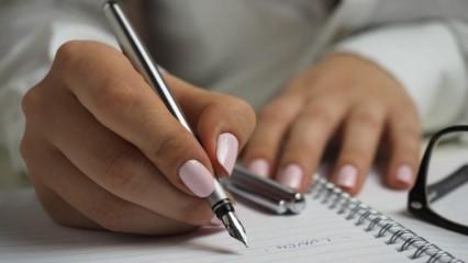 Nasıl etkili not tutulur?