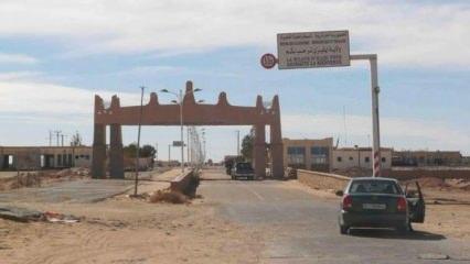 Tunus-Libya ssınır kapısı Ras Cedir açıldı