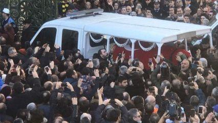 Usta oyuncu Münir Özkul uğurlandı