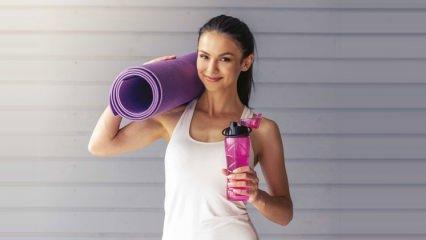 Sabah sporunun faydaları