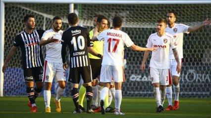 Beşiktaş'tan alkış alan fair-play örneği!