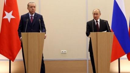 Erdoğan'dan Putin'e: Bu işi bir an önce durdurun!