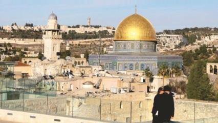 İşte darbeci Sisi'nin gizli Kudüs planı