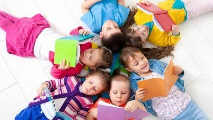 Çocuklar hangi kitapları okumayı sever?