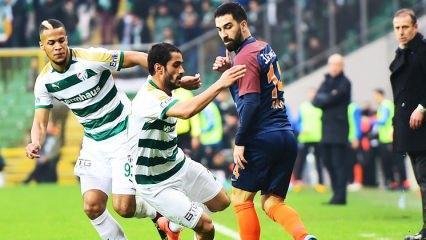 Arda Turan attı, Başakşehir zirveye döndü!