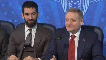 Arda'dan G.Saray ve Fatih Terim açıklaması!