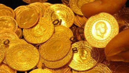 Rüyada çeyrek altın görmek nasıl yorumlanır? Ayrıntılı tabiri...