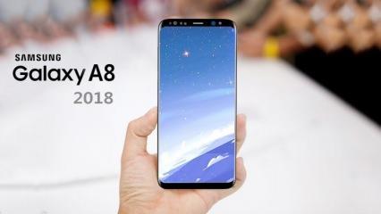Samsung Galaxy A8 Plus Türkiye fiyatı kaç TL? Tüm özellikleri...