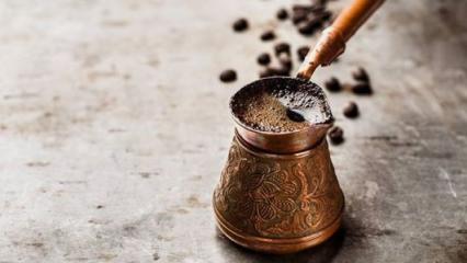 1 haftada 7 kilo verdiren Türk kahvesi diyeti! Türk kahvesi diyeti nasıl yapılır?