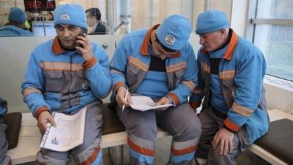 İşte taşeron işçi sınav konuları