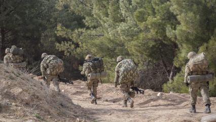 Afrin operasyonunda şiddetli çatışma!