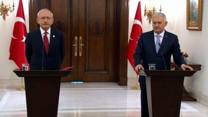 Başbakan'dan son dakika Afrin açıklaması