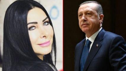 Erdoğan kanser olan sanatçıya sahip çıktı!