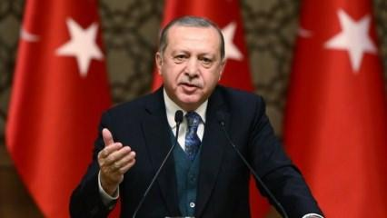 Erdoğan'dan ABD'ye çok sert cevap!