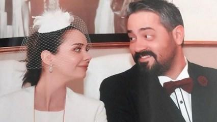 Oyuncu Pelin Sönmez ve Cem Candar evlendi