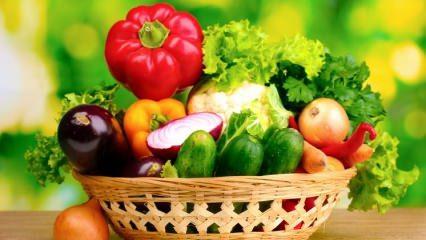 Yiyeceklerin tazeliğini korumak için ne yapmalıyız