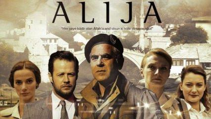 Alija dizisi bugün TRT1'de başlıyor! Fragmanı...