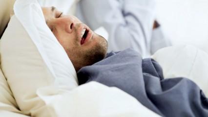 Bu 3 belirti varsa aslında uyumuyorsunuz!